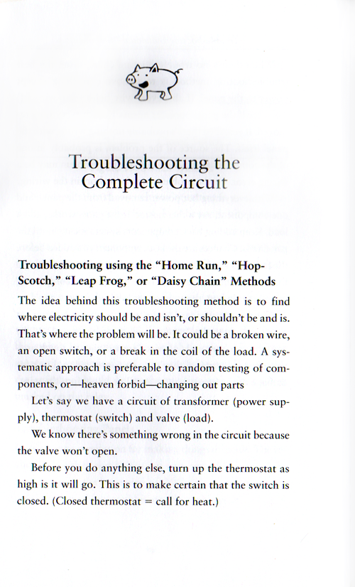 Troubleshooting the Complete Circuit